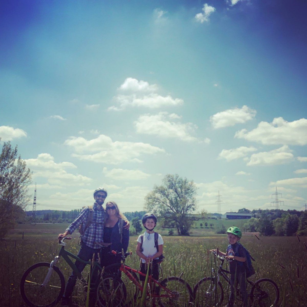 Family Bike Ride – LautertalRadweg